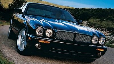 Jaguar XJ8 XJR X308 1997 to 2003 Workshop repair service manual USB
