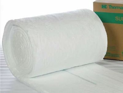 Superwool 25mm x 96kg, pizza oven, kilns, forge, insulation
