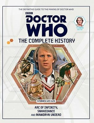 Doctor Who The Complete History Volume #39 Hardcover Hachette