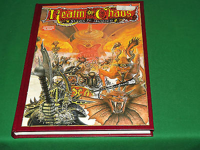 Realm of Chaos : Slaves to darkness Book V Rare