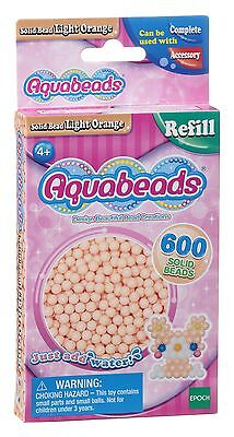 Aquabeads 32618 Hell-Orange Perlen NEU & OVP