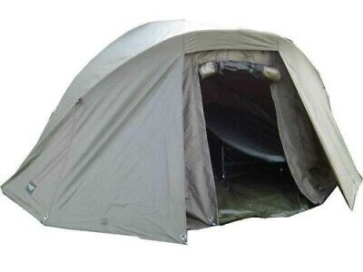 MK Angelsport Winterskin  5 Seasons Dome 2 Mann grün Bivvy Angelzelt Zelt
