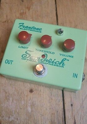 Frantone - Sandwich - Optical Compressor