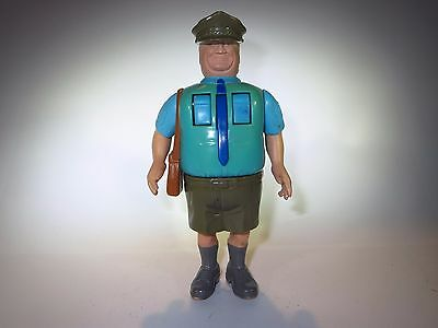 Mail Fraud Ghost Mailman - The Real Ghostbusters - Kenner Vintage 1988 ca 12 cm