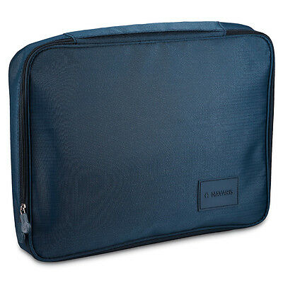 Navaris shirt bag for crease-free shirts for travel, protection from folding