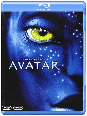 AVATAR (Blu-ray) Regia James Cameron