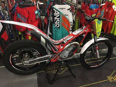 2017 Gas Gas Txt 125 Pro Racing Used Once In Car Park!!! Sandiford Offroad Ltd