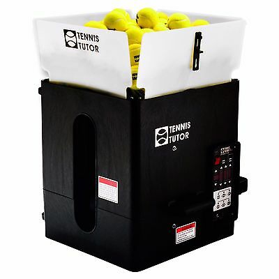 Tennis Tutor - Professional Tennis Ball Machine [Net World Sports]
