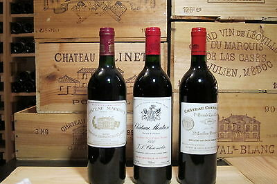 Chateau Margaux 1990 , 1 Flasche 0,75