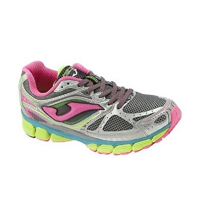 Joma R.hispalis Lady 612 Grey-Pink Scarpa Running Donna