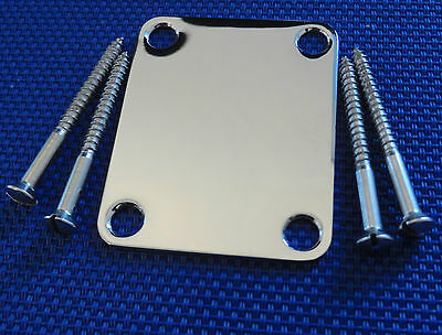 USA Fender Custom Shop 51 Nocaster NOS NECK PLATE Guitar Telecaster Tele