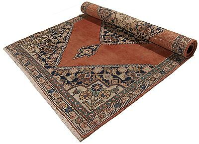 4737 OLD Persian  Carpets Tappeto Rugs  Alfombras 168x102 Cm - Farah1970
