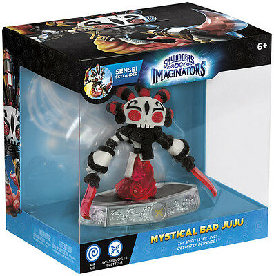 Skylanders Imaginators Sensei Mystical Bad Juju Character Figure IT IMPORT