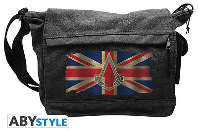 Assassin's Creed Syndicate Union Jack Messenger Bag ABYSTYLE