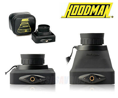 """Hoodman HoodLoupe CH32 Collapsible Optical Viewfinder for 3.2"""" LCD Displays"""