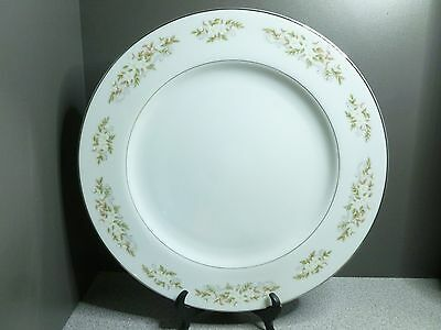 12 International Silver Co Fine China #326 Springtime Dinner Plates 10 1/4""