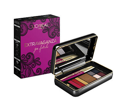 L'orael Extravaganza Collection All In One Make Up Palette