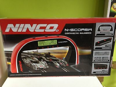 Ninco Cuenta Vueltas Inalambrico -Wireless Lap Counter-