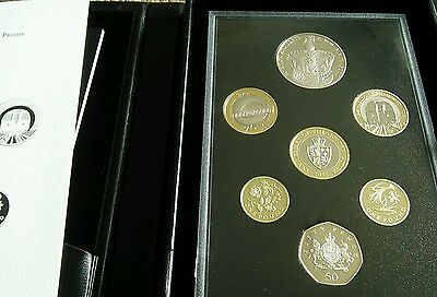 The 2013 United Kingdom Commemorative Proof Coin Set by The Royal Mint