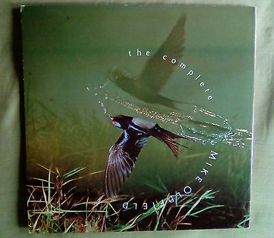 Mike Oldfield - The complete TOP RARE 2xLP Electro Synth-Pop Italy Press 1985