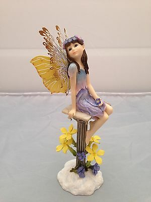 BNIB New Boxed The Fairy Way THE WINTER FAIRY #05752 Collectible World Studios