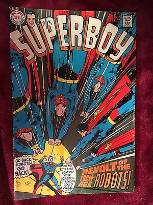 Superboy #155 (Apr 1969, DC)