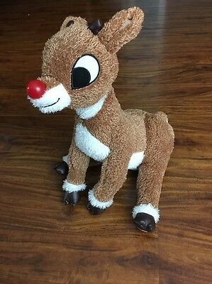 hallmark rudolph the red nosed reindeer Plush Musical