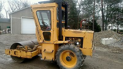"1999 Ingersoll Rand SD40D Vibratory 54"" Smooth Drum Roller"