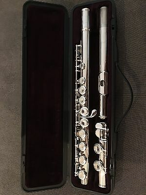 Yamaha Flute YFL 221. Mint. Made In Japan. Fully Serviced. Beautiful player