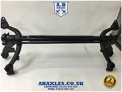 New Refurbished Peugeot 206 Rear Axle Drum/Disk ABS 2 YEARS WARRANTY