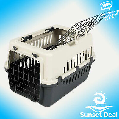 Pet Carrier Dog Cat Transport Cage Travel Basket Car Comfort Puppy Kennel Rabitt
