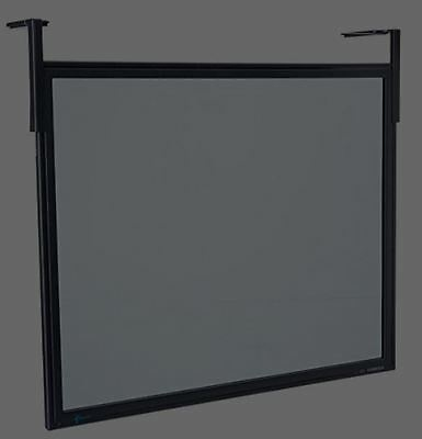 "3M Executive Black Framed Anti-glare Computer Filter fits 19""-20"" CRT(EF200XXLB)"