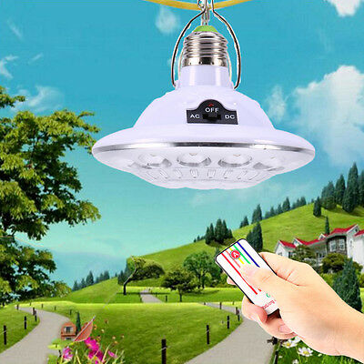 22-LED Solar Power Romote Garden Security Lamp Lights Outdoor Emergency Light AM