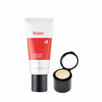 [Too Cool for School] Rules of Trouble Dual Cover BB Cream 50mL