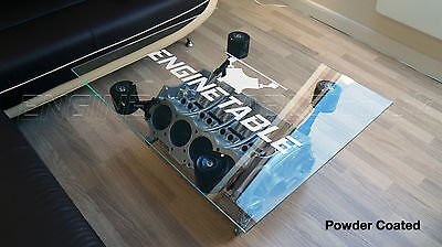 V8 Engine Table- Unique Upcycled Coffee Table