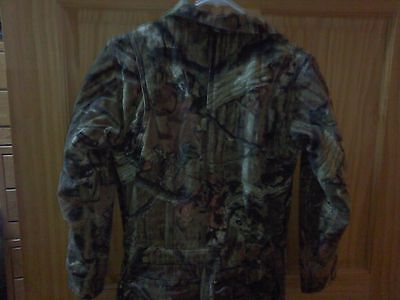 Youth Medium Worn Once Camo Hunting Coveralls