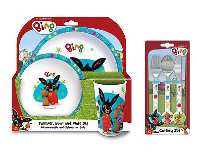 Bing | Sula | Flop | Pando 6pc Tumbler, Bowl, Plate Set & Cutlery | Mealtime