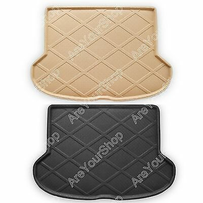 Cargo Mat Boot Liner Floor Protector For BMW 5-Series GT 2010-2014 AU