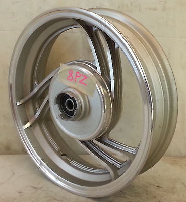 ROUE SCOOTER avant 10X2.15 in alliage