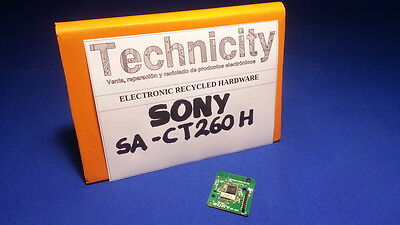 Sony Sound Bar  Sa-Ct260 H - 40 Btc260H - Btf 2 G Board - Tested