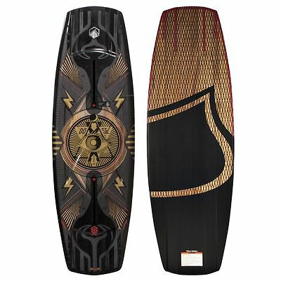Liquid Force Shane Dose 139 Wakeboard (2017) - New Flextrack System