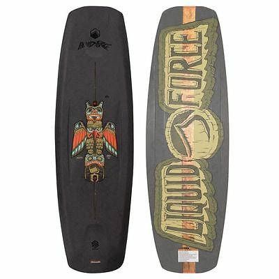Liquid Force Deluxe 136 Wakeboard (2017) - New Flextrack System