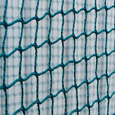 Green Heavy Duty Hockey Goal Net – Single / Pair [Net World Sports]