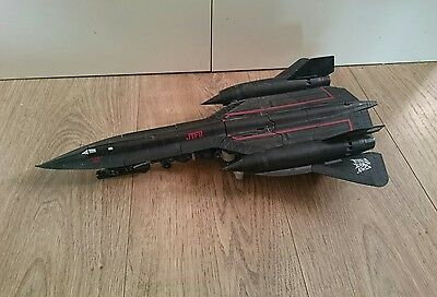 Hasbro Transformers ROTF Movie Robot Leader Class: Autobot Jetfire 99% complete