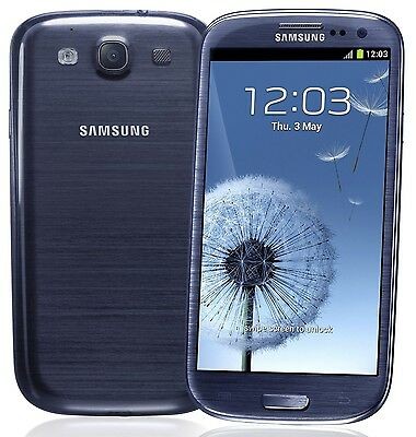 MOBILE PHONE SAMSUNG GALAXY S3 NEO GT-I9301 Blue Smartphone