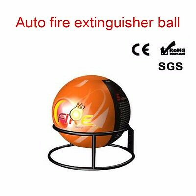 Free shipping auto fire extinguisher ball Auto-Ignition ABCDE EU for high risk