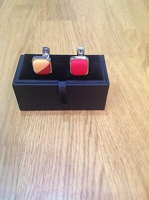 Limited Edition Wales Rugby Union Cufflinks by TM Lewin