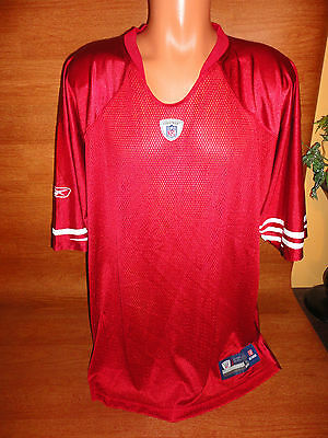Mens L San Francisco 49ers Football Jersey Blank Lot Over 100 Available Reebok