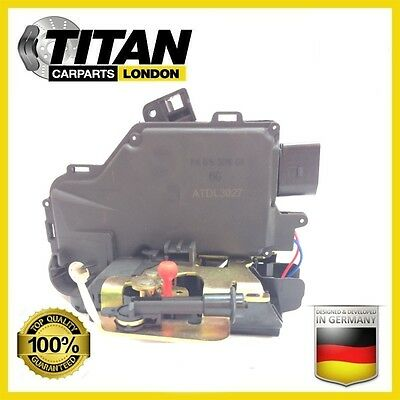 Audi A4 A6 Allroad Door Lock Mechanism Front Right Side 4B2837016G Brand New