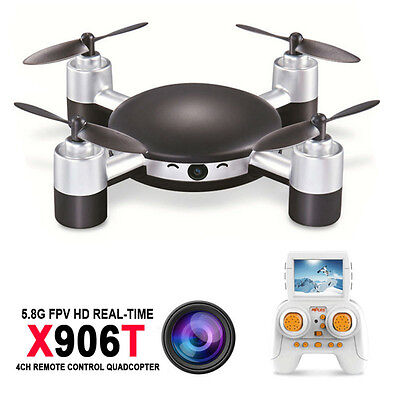 Original MIX X906T 2.4G 6-Axe 4CH 5.8G FPV RC Quadcopter Drone 2.0MP Caméra HD